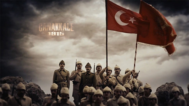 video : Çanakkale 1915