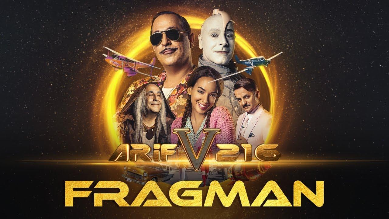 video : Arif V216 Fragman